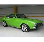 Andamos Num Leg&237timo Pony Car Maverick 1979 V8  Confira