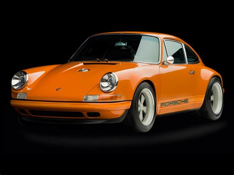 Classic Car Wallpaper Settings On Iphone by 2009 Singer Porsche 911 Concept Supercar Wallpaper