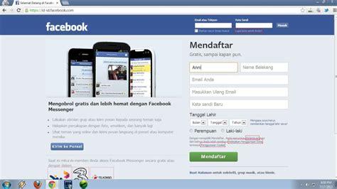 buat akun facebook hantu cara membuat facebook anti report cara membuat facebook