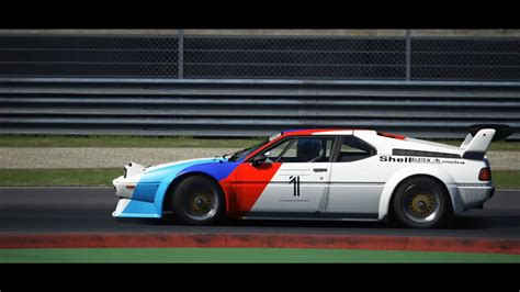 Bmw M1 Lamborghini by Assetto Corsa Monza Bmw M1 Turbo 5 850hp Vs