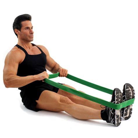 Strech Bands resistance band flat loop bands jumping plyometrics aerobici bands buy resistance
