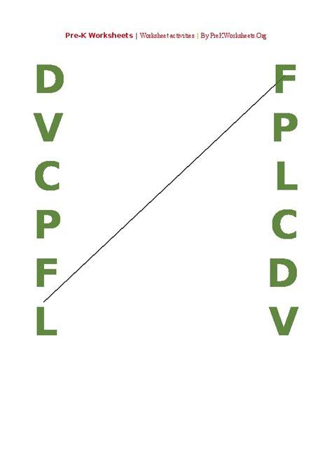 pre k activities letter matching activities descargardropbox