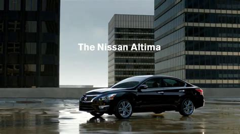 2016 nissan altima commercial song who is the actress in the nissan altima commercial