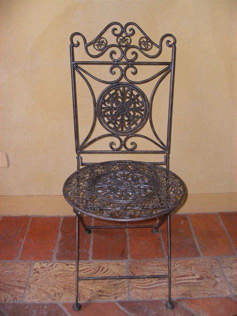 sedie in ferro battuto da giardino prezzo sedia in ferro battuto da giardino alessandria