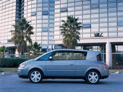 2002 2004 Renault Avantime Review Top Speed