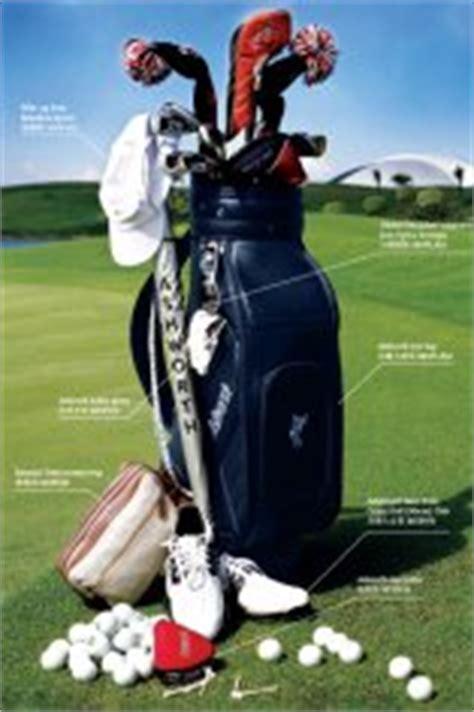 whats   golf bag   golf tips