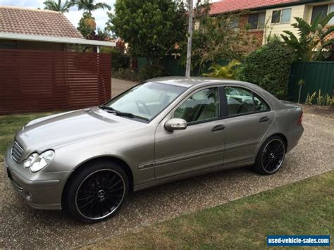 kompressor mercedes mercedes c180 kompressor for sale in australia