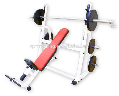 professional bench press equipment lever bench press machine ama 8832 professional strength