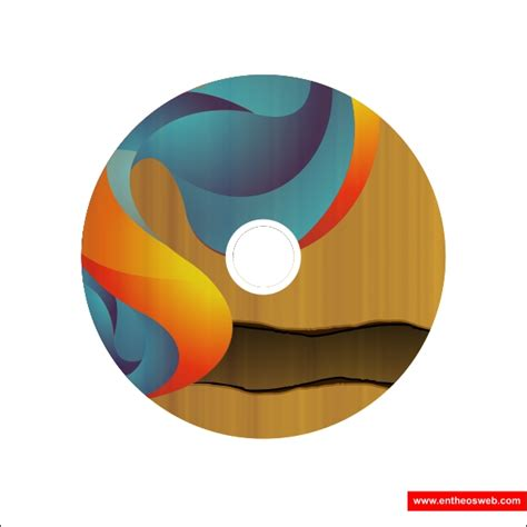Cover Cd make your own cd cover with coreldraw entheos