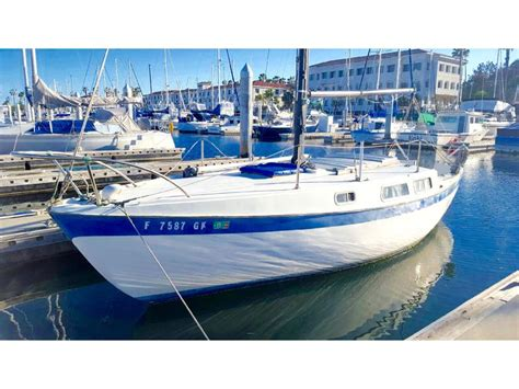sailboats for sale california 1966 jensen marine cal 25 sailboat for sale in california