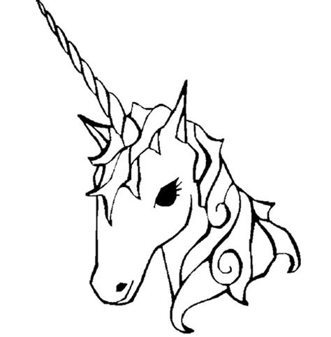 pattern unicorn head unicorn coloring pages face unicorn coloring page kids