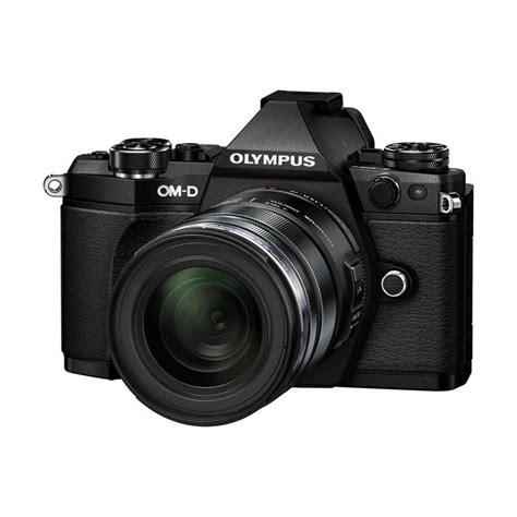 Kamera Mirrorless Olympus jual olympus e m5 ii 12 50mm silver kamera mirrorless harga kualitas terjamin