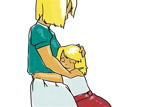 imagenes de niños tristes en caricatura 3 formas de ayudar a tus hijos a superar sus miedos