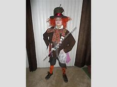 Book Week Costume Ideas for Kids | Brisbane Kids Female Mad Hatter Costume