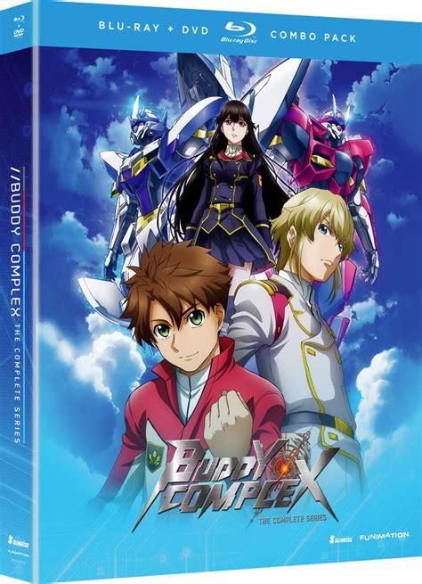 list dvd anime funimation entertainment animeggroll