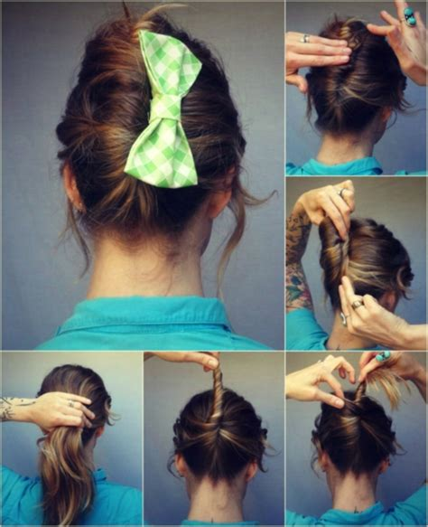 a and easy hairstyle i can fo myself 101 easy diy hairstyles for medium and long hair to snatch