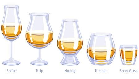tipi di bicchieri il bicchiere da whisky ideale