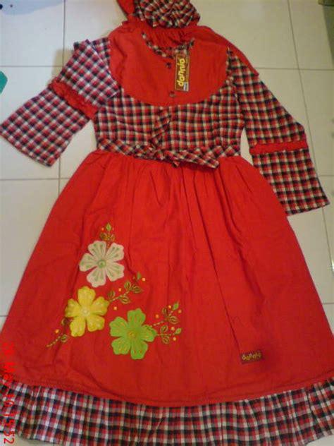 Baju Muslim Bayi Perempuan 8 10 Bulan Pmb237 baju muslim anak sarana belajar gratis bisnis