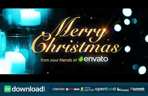 magic christmas   videohive template    effects templates