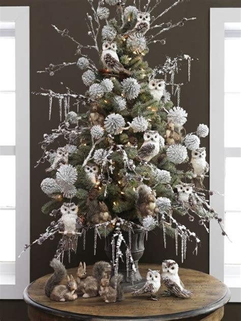 weihnachtsbaumschmuck ideen 1001 ideen f 252 r weihnachtsbaum schm 252 cken wei 223 und silber