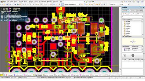 pcb layout software altium elektro2017 how to change font size in altium designer pcb