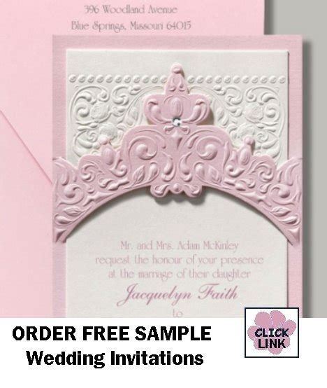 Princess Theme Wedding Invitations princess wedding invitations