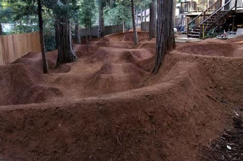 backyard bmx dirt jumps 18 best images about back yard pump tracks on pinterest