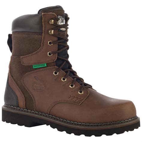 s boots 174 brookville 8 quot waterproof work boots