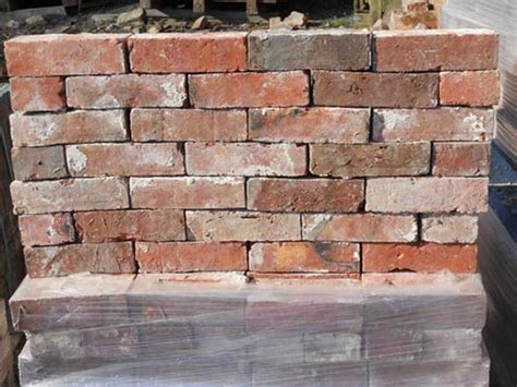 Sale Balok Brick Block salvaged handmade bricks authentic reclamation