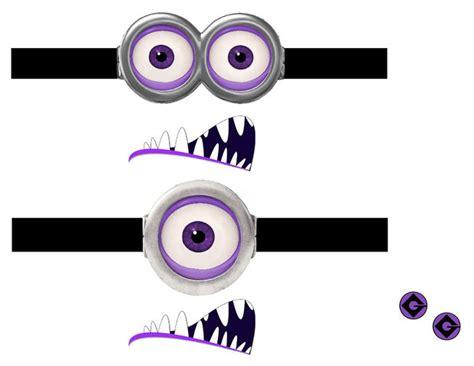 printable purple minion eyes 100 ideas purple minion printables on www spectaxmas download