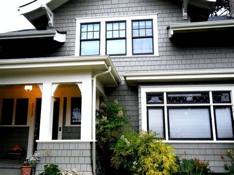 Which Benjamin White To Match Vinyl Windows - the 25 best black windows exterior ideas on