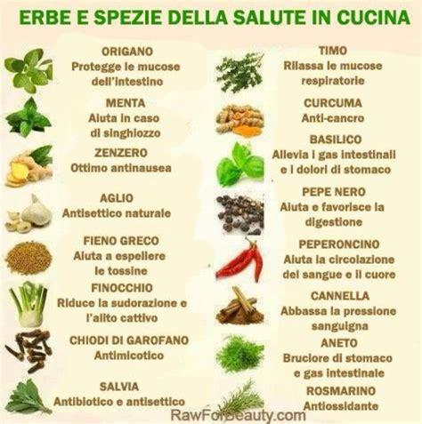 erbe e spezie in cucina erbe e spezie della salute in cucina