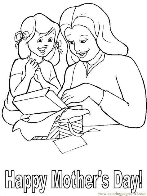 Free Printable Mothers Day Coloring Pages For Kids Coloring Pages Of Children S Day