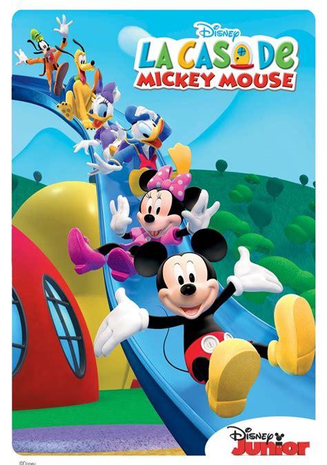 la casa de mickey mouse ver la serie online - La Casa De Mickey Mouse Online