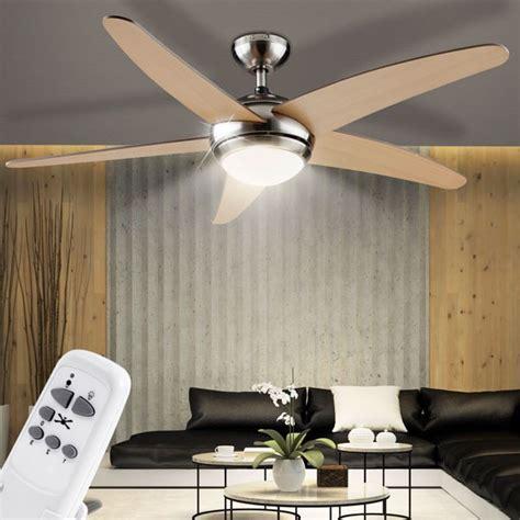 ventilatori da soffitto con luce globo fabiola 0306a ventilatore da soffitto con luce acero