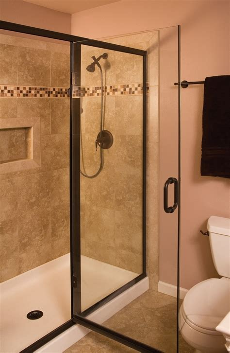 Agalite Shower Doors Photo Courtesy Of Agalite Shower Doors Wenatchee Valley Glass