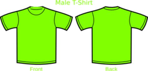 Blouse Hijau Lime lime green tshirt clip at clker vector clip royalty free domain