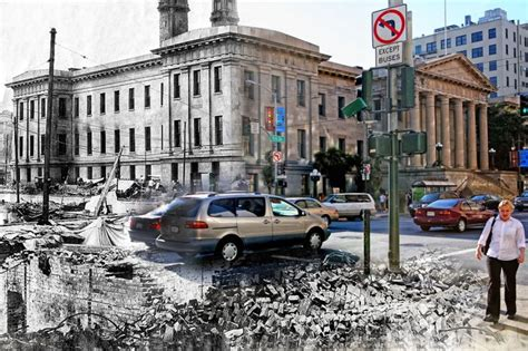 Clover Sf by Shawn Clover 1906 San Francisco Earthquake 1900s San