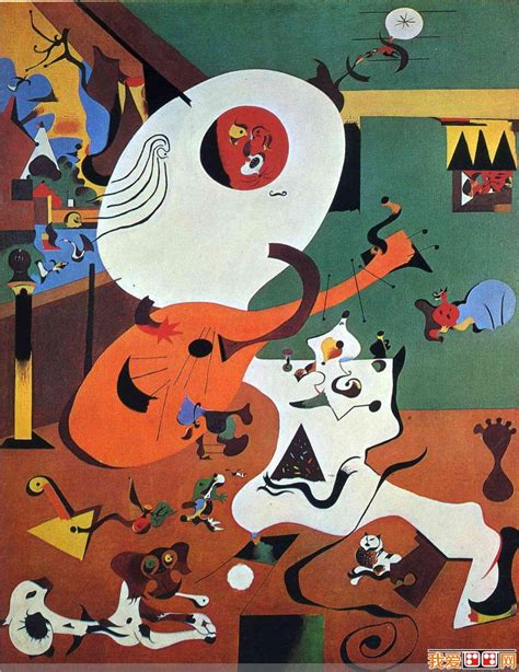libro dadaismus 米罗抽象画作品图片展示 米罗抽象画作品相关图片下载