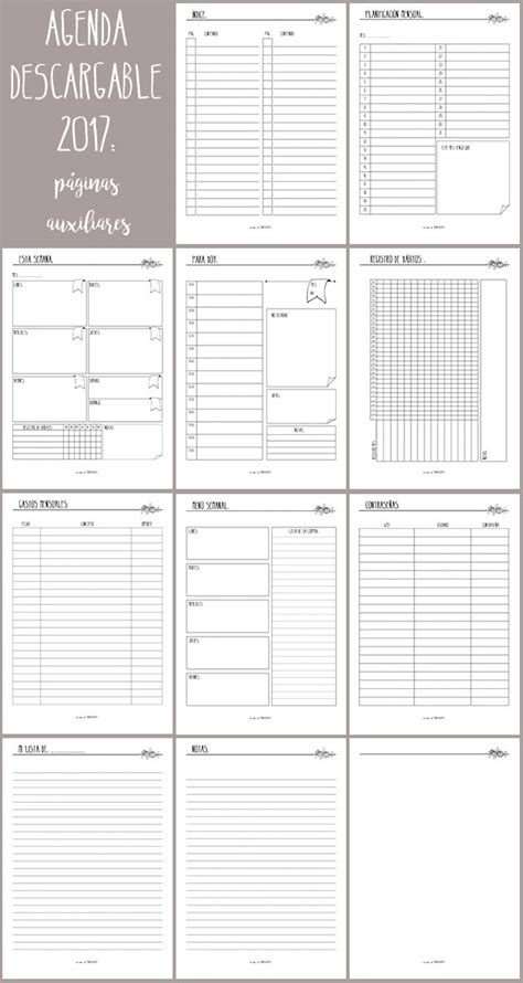 Calendario S Planner 25 Best Ideas About Agenda Planner On