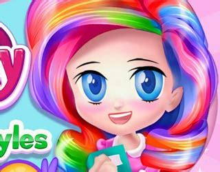 Free Hairstyle To Play by Play Free My Pony Hairstyles