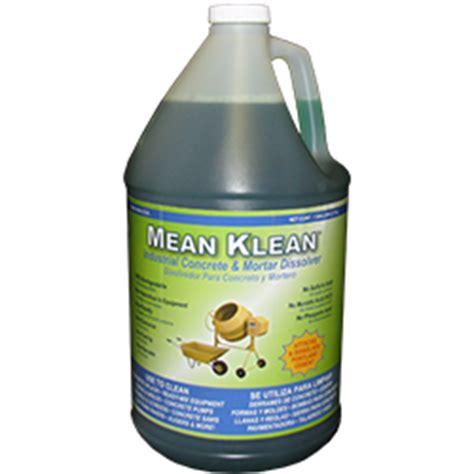 Dissolver Floor Remover - newlook concrete mortar dissolver klean contec supply