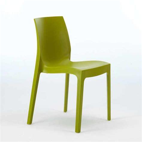 sedie plastica offerte 22 sedie rome grand soleil polipropilene impilabili bar