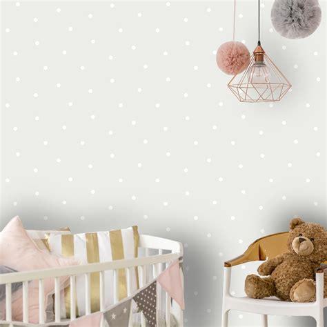 baby girl wallpaper uk holden dotty pattern childrens wallpaper polka dot spots
