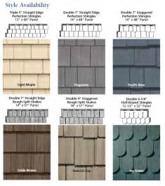 home siding options come see our vinyl shake siding it looks just like cedar