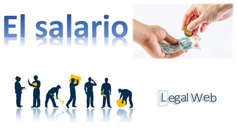 salario por accidente laboral derecho laboral el salario derecho laboral legalweb youtube