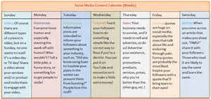 add some spice to your social media marketing calendar