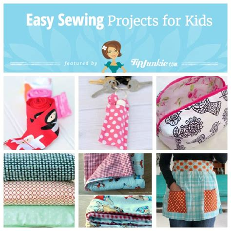 easy sewing projects for craft fairs 17 easy sewing projects to make tip junkie
