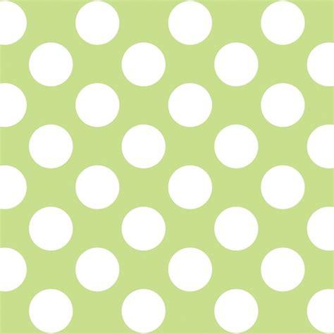 Best Wps220 White N Green Dot Flower Wallpaper Dinding Walpaper white polka dot wallpaper wallpapersafari