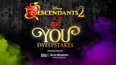 Disney Descendants 2 Sweepstakes - descendants 2 and you sweepstakes character makeover with sofia cameron youtube